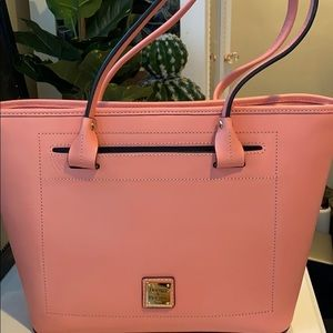 Dooney and Bourke Wexford Leather Tote